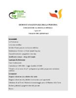 Giornata nazionale della persona con lesione al midollo spinale 2017 – incontro con il presidente Mattarella