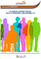 2019 Guida agevolazioni fiscali Persone con disabilità
