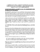 L'importanza dell'assistente personale e del consulente alla pari per la realizzazione del diritto alla vita indipendente